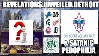 #IADOS ]  SATANIC PEDOphile SCOUTMasters of America.