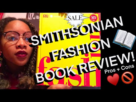 ✍️smithsonian-fashion-book-review---by-a-fashion-student!💃🏽💃🏽💃🏽