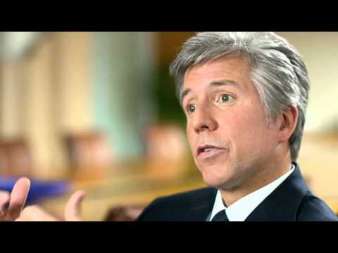 Bill McDermott Interview on Why He Makes Time to Read The Wall Street Journal