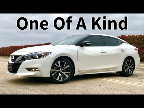 Review: Can The 2018 Nissan Maxima Platinum Be a Luxury Sports Sedan?