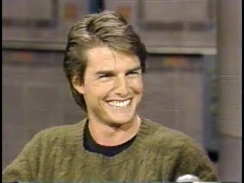 Download Tom Cruise's 1st Appearance on Letterman, August 10, 1988