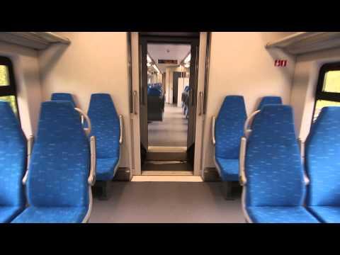 Отправление поезда Ласточка из Хосты