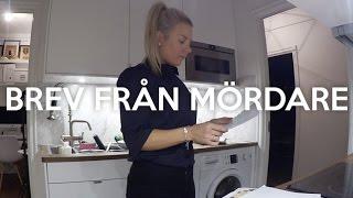 vlogg: JAG FÅR BREV FRÅN MÖRDARE