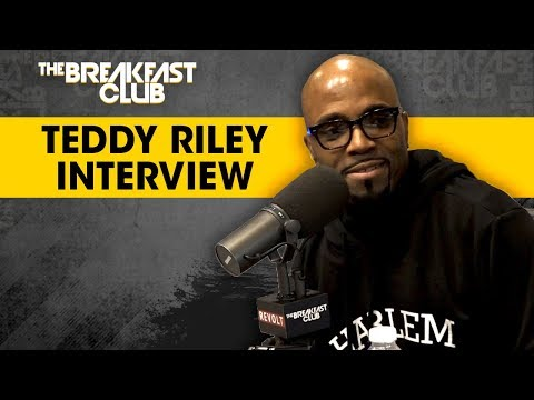 DJ Sandman - Teddy Riley Talks Bobby Brown Story, New Jack Swing, & More