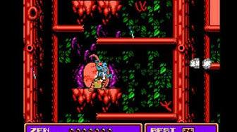 NES Longplay [399] Zen - Intergalactic Ninja