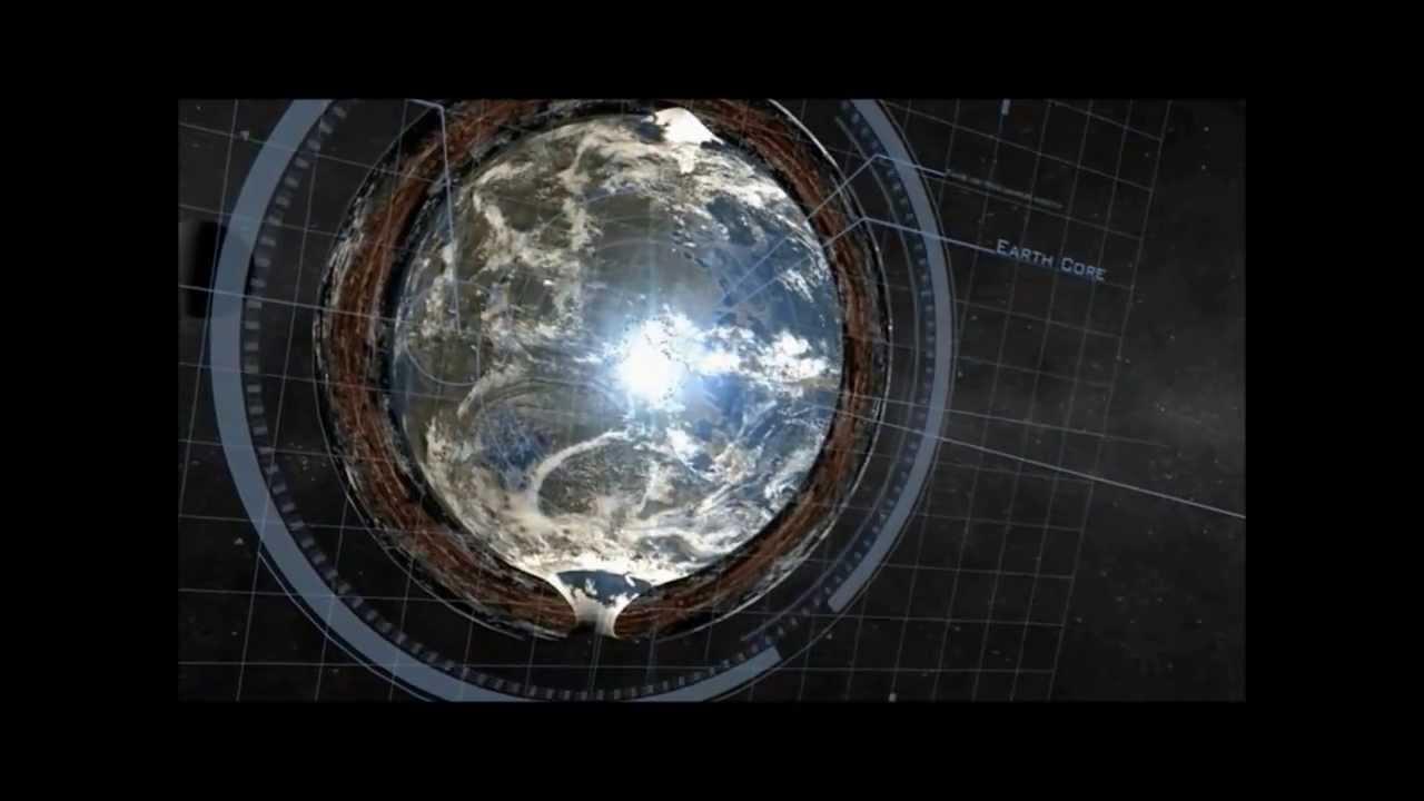 Полая земля. Истинное строение нашей планеты.