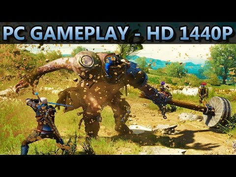 The Witcher 3: Wild Hunt - Blood and Wine | PC GAMEPLAY | HD 1440P
