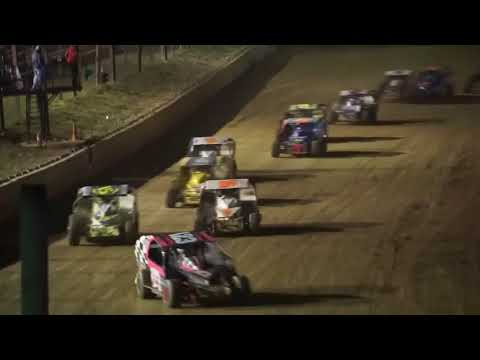 Crate Modified Feature 8/26/2017, Woodhull Raceway, NY