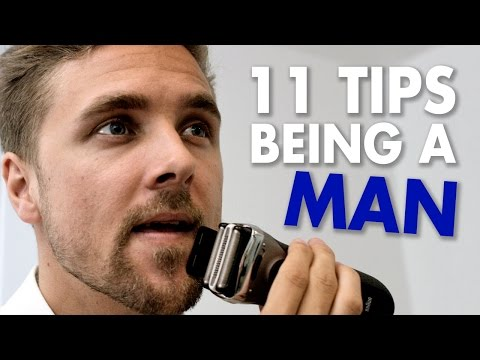How to go from Boy to Man ★ 11 Tips & Tools ★ A Collaboration with Braun