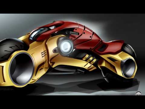 Top 20 Super Cool Future Concept Bikes: Amazing