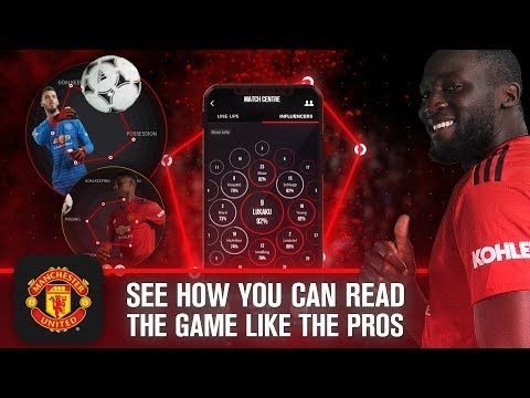 Manchester United | Match Centre | Official MU App | Stats & Analysis