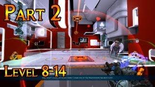 Magrunner Dark Pulse Gameplay Walkthrough - Part 2 Level 8-14 (1080p) HD