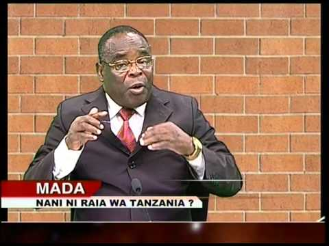 MADA MOTO, Nani ni Raia wa Tanzania? 21.03.2016