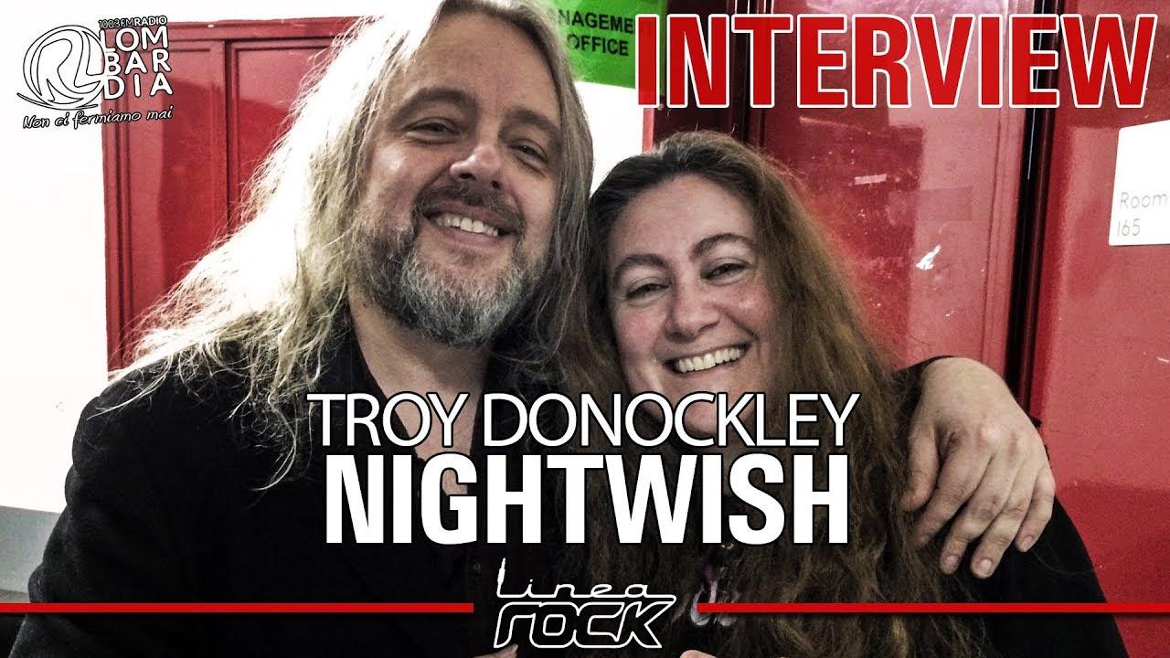 NIGHTWISH - Troy Donockley interview  Linea Rock 2018 by Barbara Caserta dc2b387357f