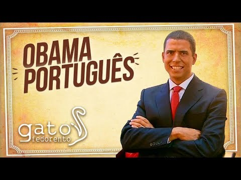 Gato Fedorento - Obama Português