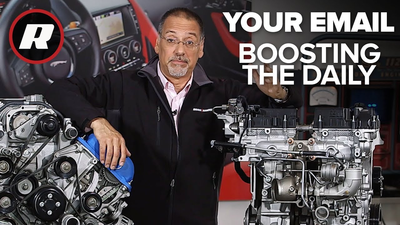 Your Email: Tuning the family car to 300 HP? Cooley explains