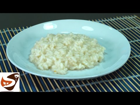Risotto youtube for Cucinare risotto