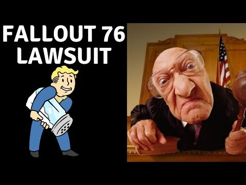 Class Action Lawsuit Against Fallout 76 & Bethesda