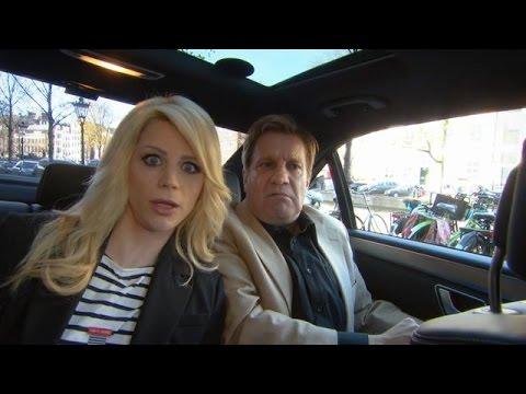 Onverwachte verrassing voor Chantal Janzen! - DE TV KANTINE