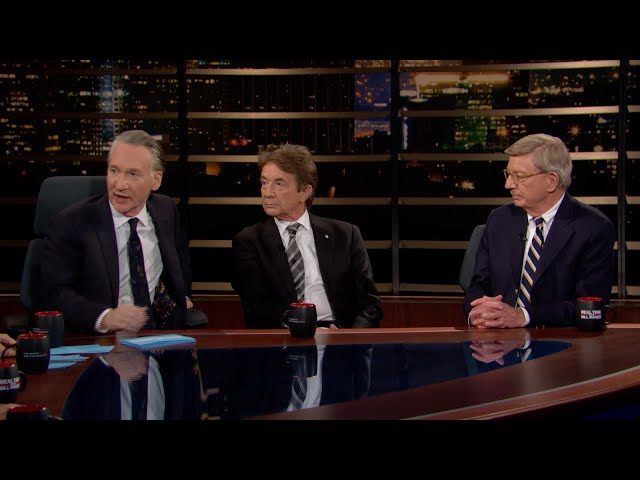 Overtime: George Will, Martin Short, Bari Weiss, Eliot Spitzer, Charlie Sykes | Real Time (HBO)