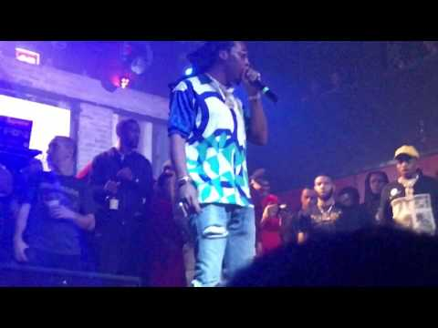 Migos - Handsome & Wealthy (Live at Revolution Live in Fort Lauderdale on 1/14/2017)