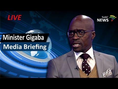 Home Affairs Minister Gigaba media address, 23 February 2017