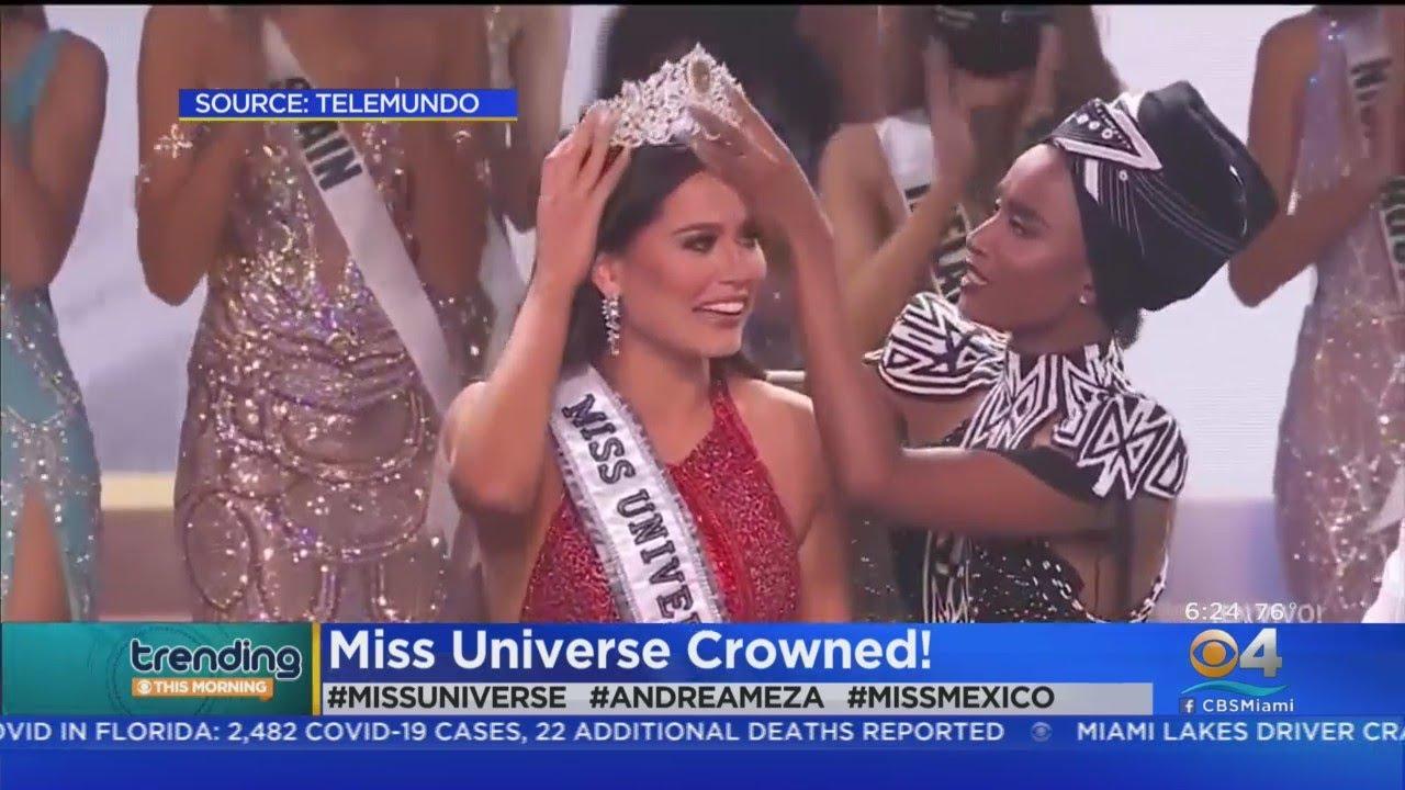 Trending: Miss Universe