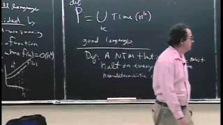 L20: P, NP and Polynomial-Time Reductions