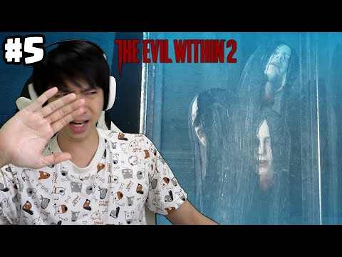 Akhirnya Dapet Sniper - The Evil Within 2 - Indonesia Part 5