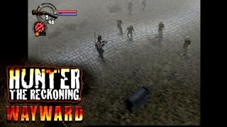 Hunter: The Reckoning - Wayward ... (PS2)