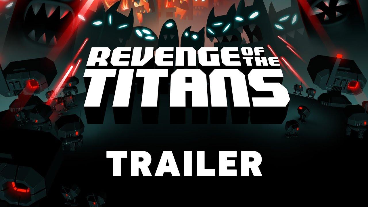 revenge of the titans trailer youtube