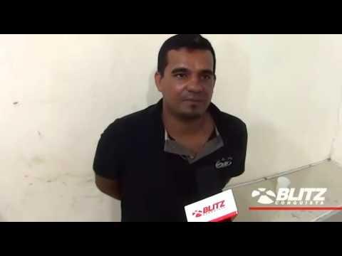 Ladrão de carro é preso em flagrante