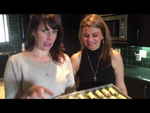 Easy Greek Loukanikopita - Sausage pies
