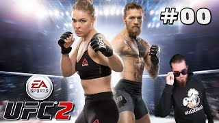 Lets Play EA SPORTS UFC 2 Deutsch #00 Walkthrough Gameplay 1080p 60fps ツ Der MMA-Olymp 2016