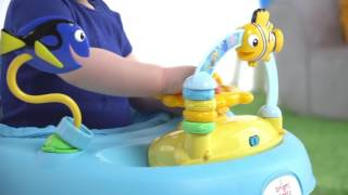 Smyths Toys -Disney Baby Finding Nemo Sea of Activities Jumper