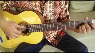 Rhoma Irama - Begadang (Fingerstyle Cover)