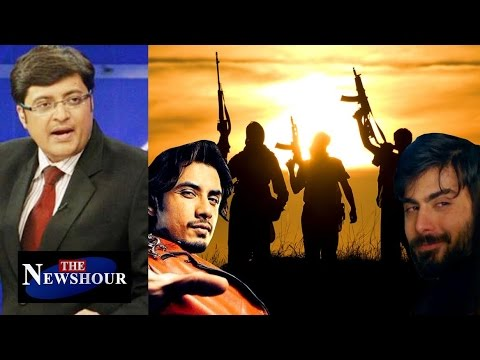 Send Back Pakistani Stars - Politically Correct?: The Newshour Debate (23rd Sep 2016)