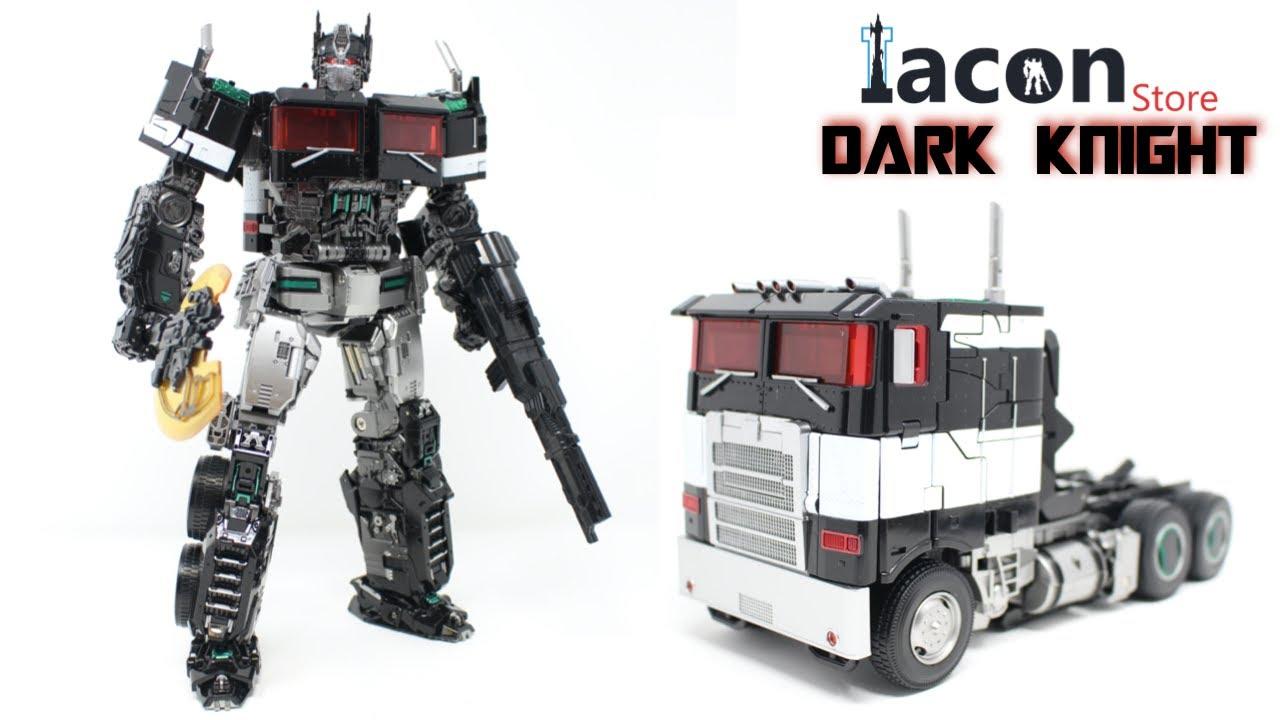 Aoyi Mech LS13B Dark Knight Nemesis Prime In-Hand Review