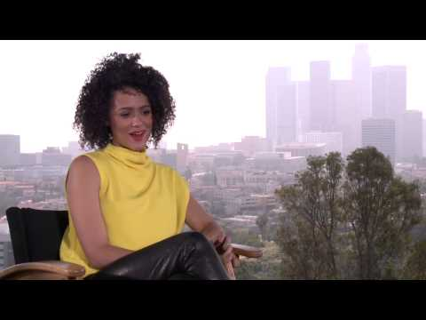 """Furious 7: Nathalie Emmanuel """"Ramsey"""" Official Movie Interview"""
