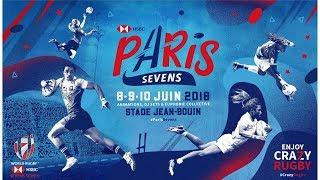 HSBC Paris Sevens : Prenez place pour le Crazy Rugby !