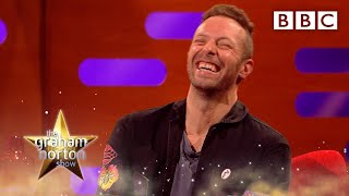 BTS & Coldplay Made A Song Together Because Of A Rumour | The Graham Norton Show - BBC