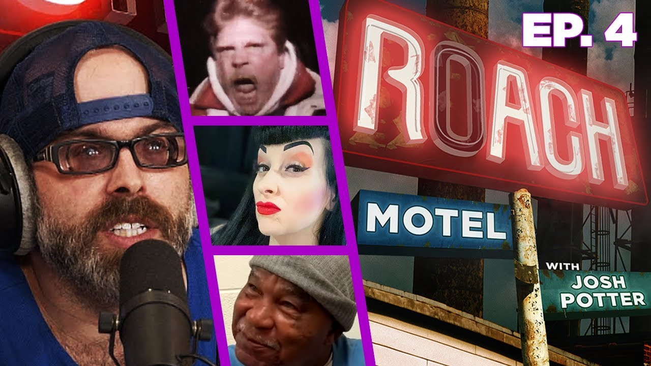 The Most Prolific Ep 04 Roach Motel W Josh Potter Youtube Featuring jeremy twitch stenberg, josh grant, andy bakken, josh hill, justin hill, brett cue, tom parsons and more. the most prolific ep 04 roach motel w josh potter