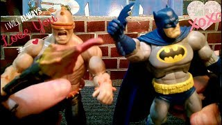 Batman Vs Mutant Leader Toy Review