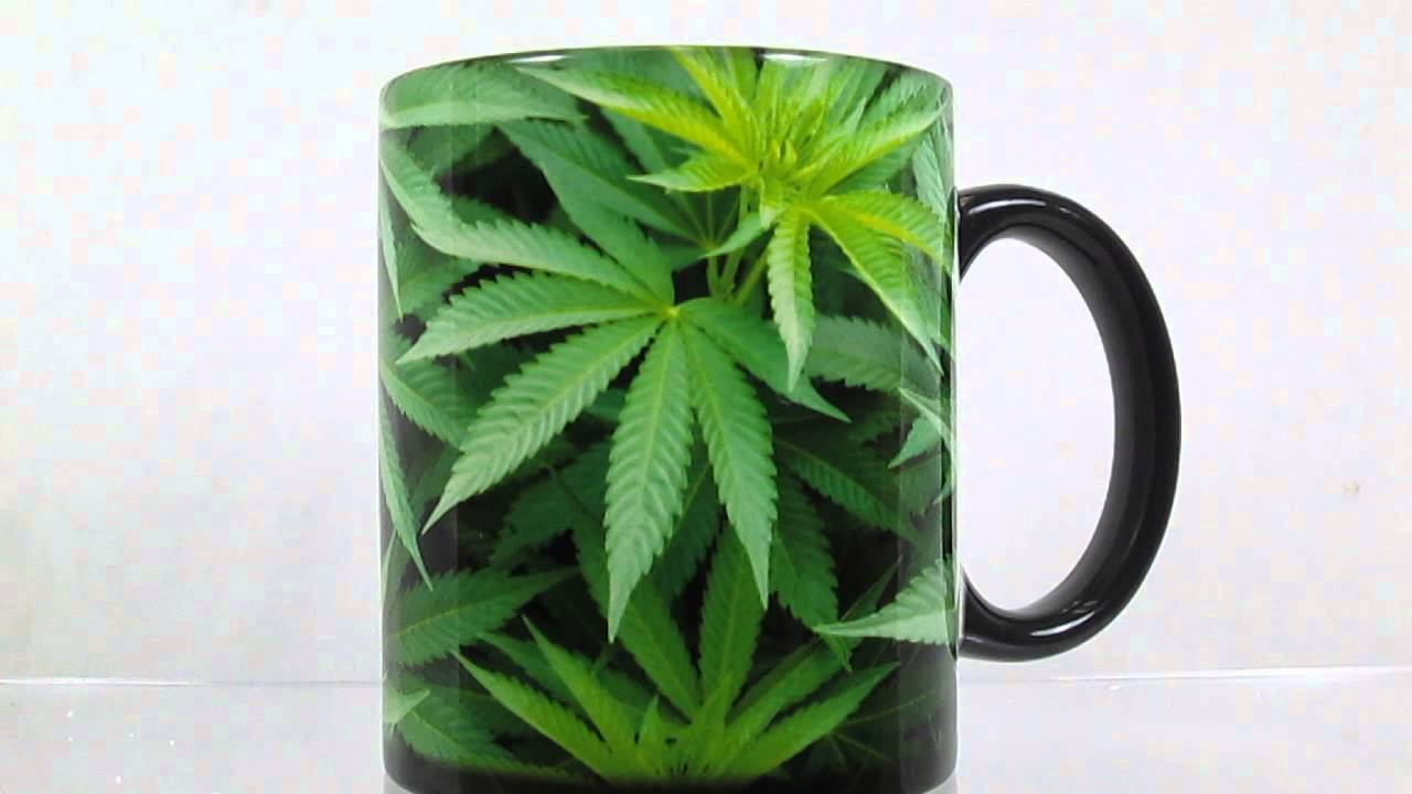 Marijuana Magic Coffee Mug & Marijuana Magic Coffee Mug - YouTube