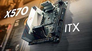 ASRock X570 ITX Motherboard - Get Strix Instead?