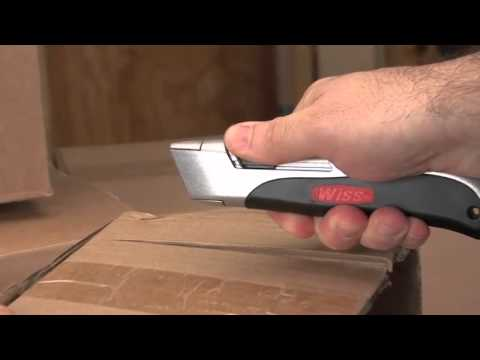 self retracting box cutter 2