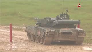 Показ озброєння і військової техніки в перший день масового відвідування форуму «Армія-2019»