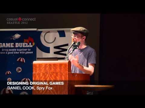 Designing Original Games | Daniel COOK