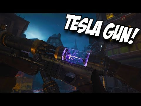 NEW! TESLA GUN Guide | Call of Duty World War 2 Zombies