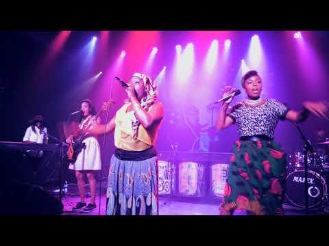 LA REYNA Y LA REAL   SUAVECITO LIVE IN F A C Havana, Cuba 2017